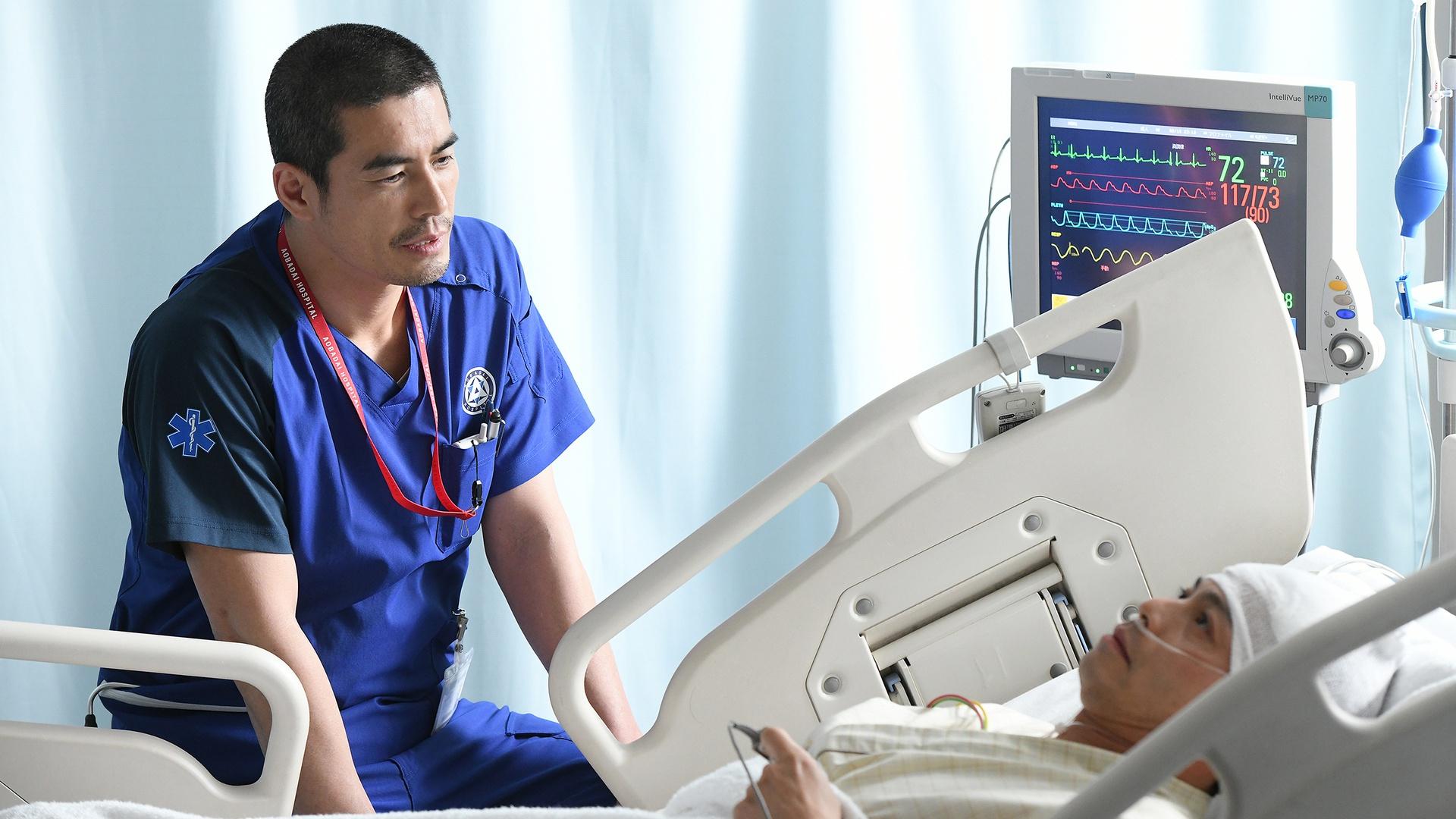 病室で念仏を唱えないでください 第6話 患者は嘘をつく?僧医の心